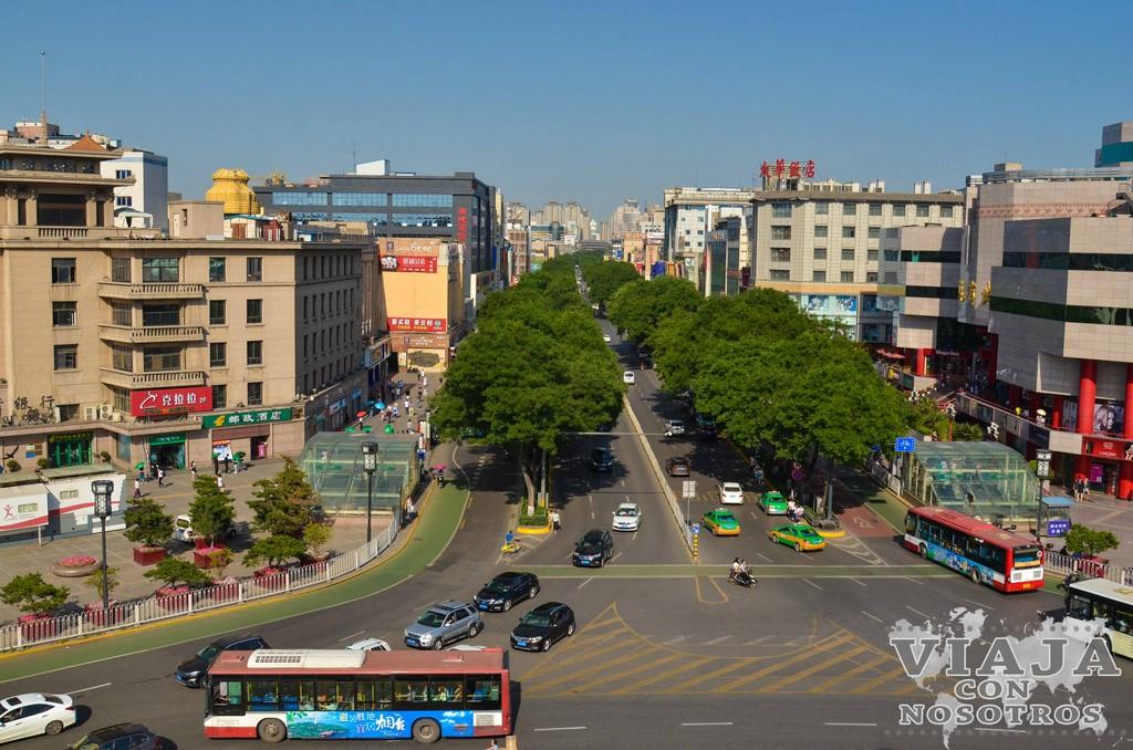 Que ver en Xi'an en dos días
