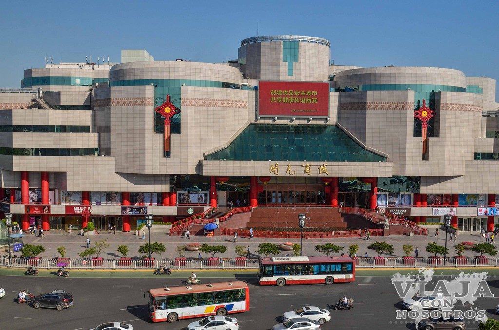 Que ver en Xi'an en tres días