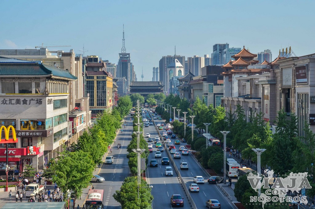 Que ver en Xi'an en un día