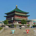 Xian: Torres de la Campana y Tambor, Barrio Musulmán