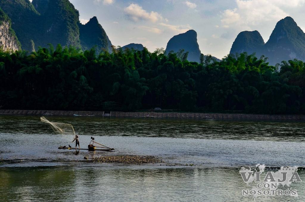 10 MEJORES paseos en barco en Yangshuo