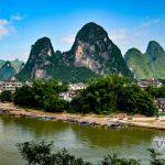 Xingping, Laohzao Hills