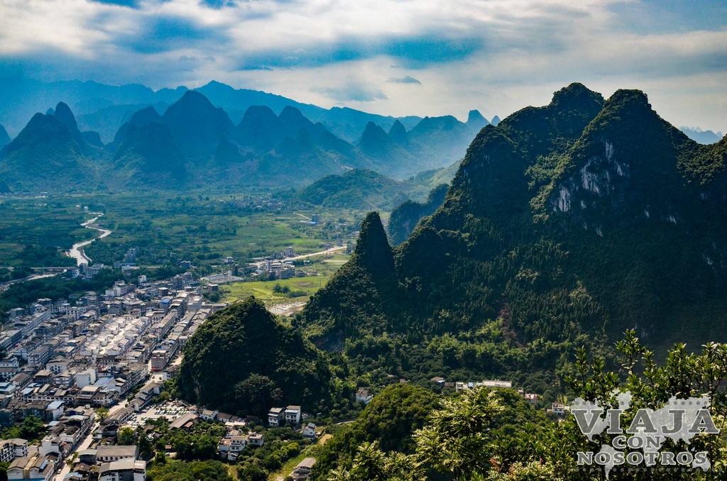 Que hacer y que ver en Xingping