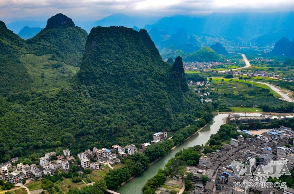 Consejos para subir Laohzao Hills