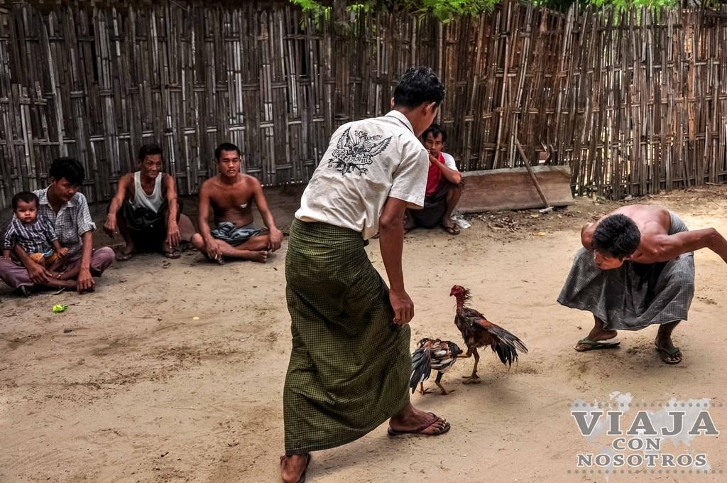 Visitar Yangon por tu cuenta