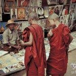 Yangon: Barrio Chino