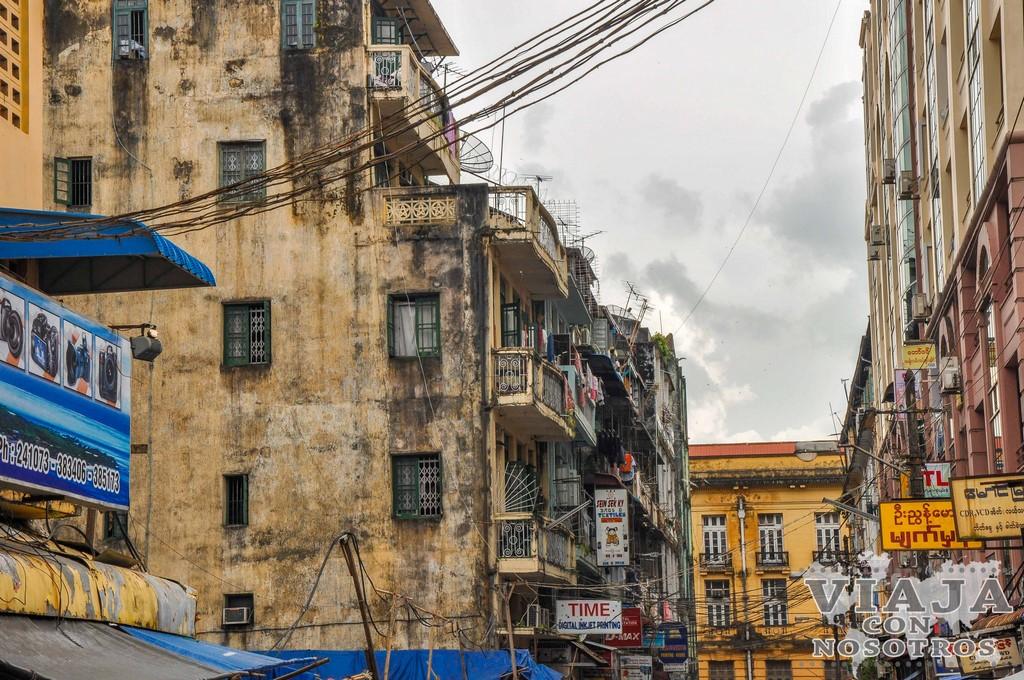 Que ver en Yangon en tres días