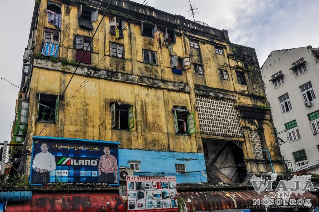Que ver y que hacer en Yangon