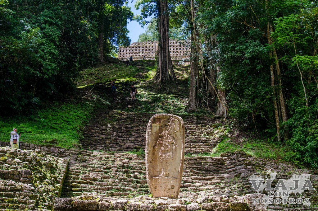 Es peligroso viajar a Palenque