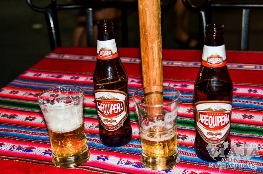 Mejor zona para hospedarse en Arequipa