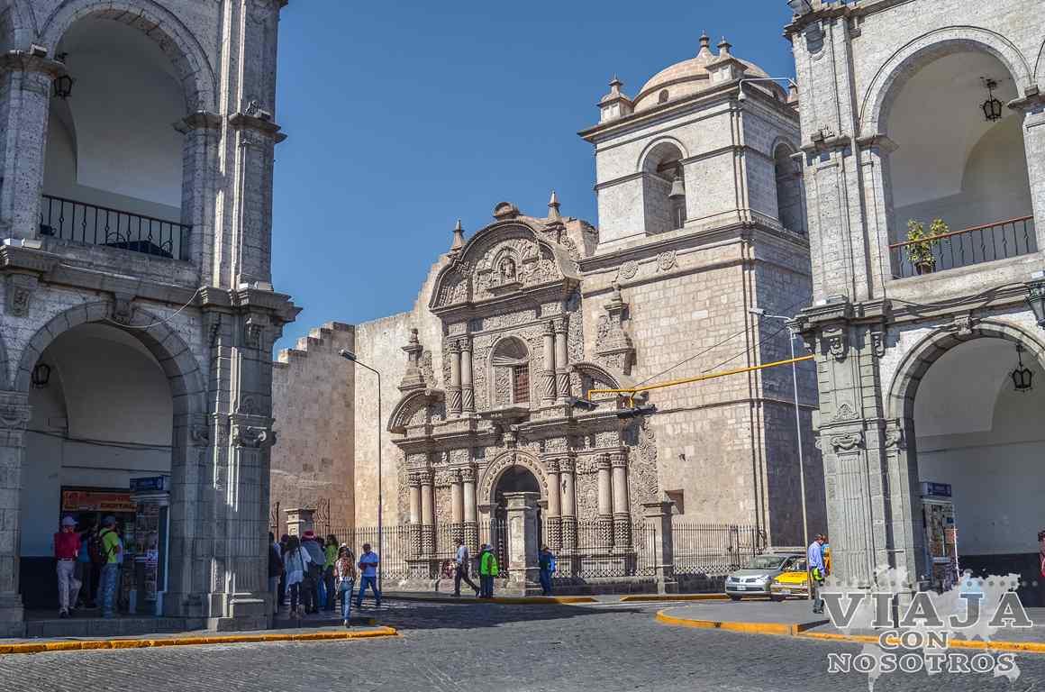 Lugares imprescindibles para ver en Arequipa