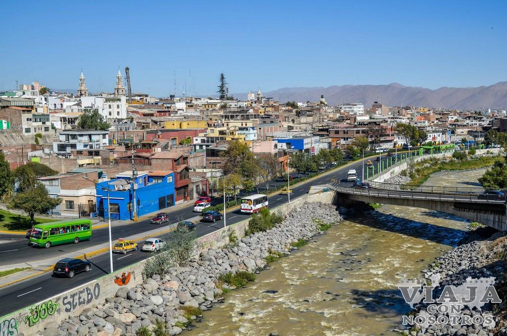 ᐅ Los 10 Mejores Lugares Turísticos de Arequipa