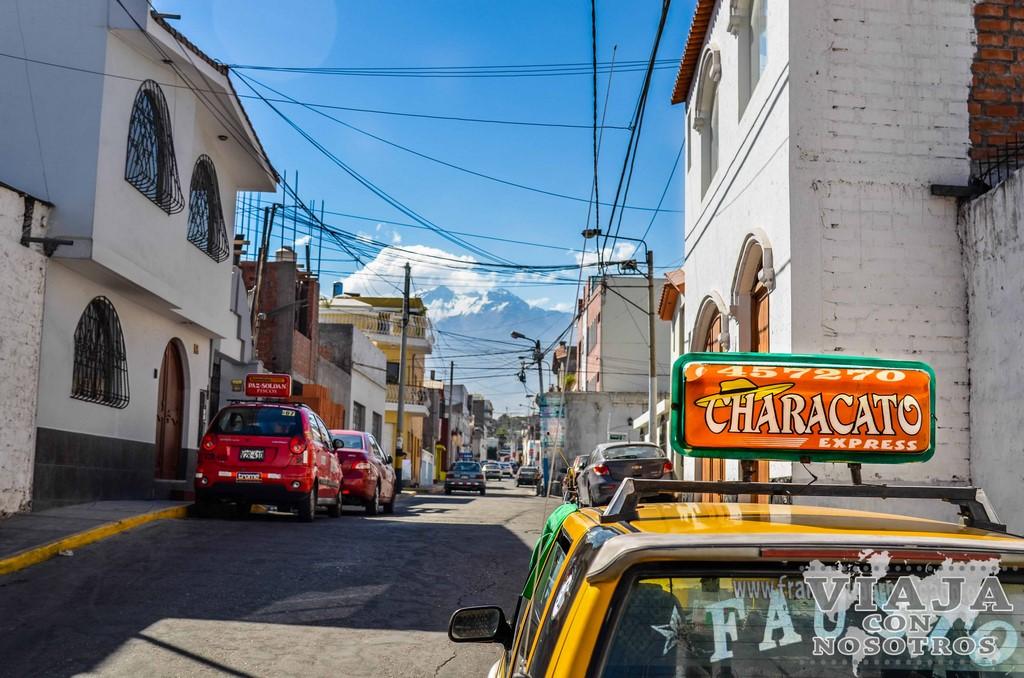 El mejor mirador de Arequipa