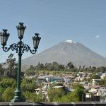 Arequipa: Volcán Misti, Plaza de armas, Convento Santa Catalina