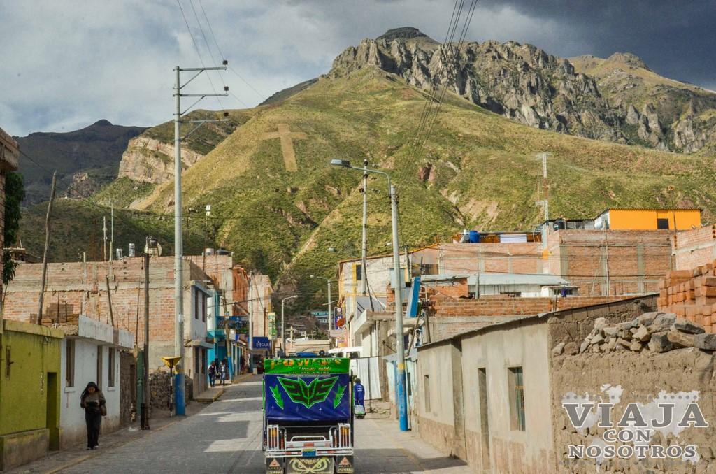 Atractivos turísticos del Cañón del Colca