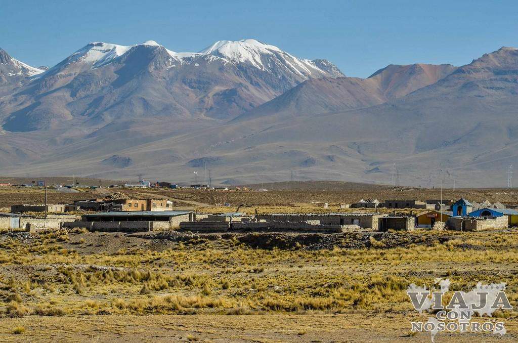 Cuanto se tarda en llegar de Chivay a Puno