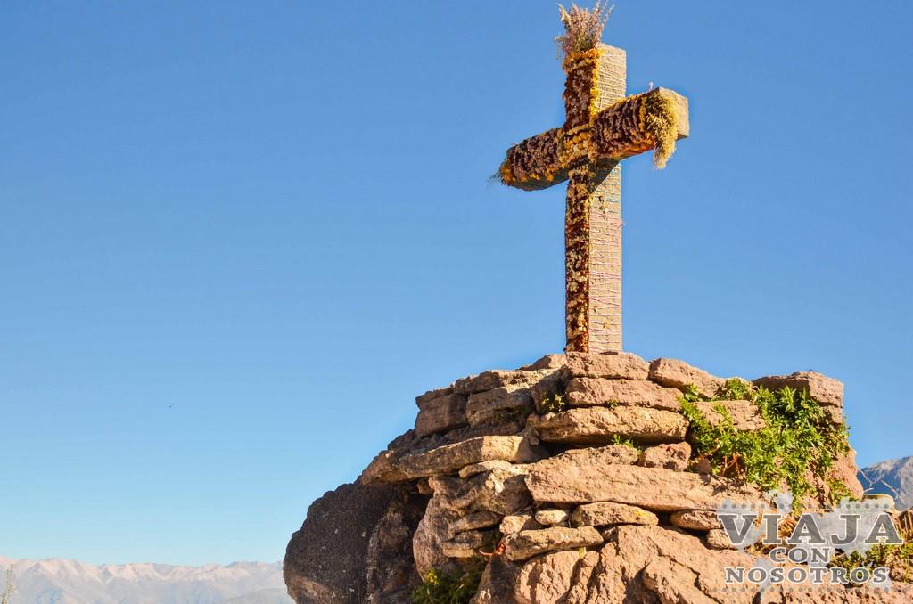 Como llegar a el Mirador de Antahuilque del Valle del Colca