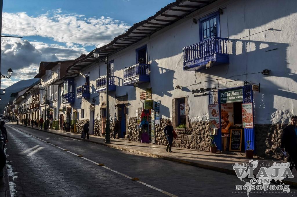 Lugares imprescindibles para ver en Cusco