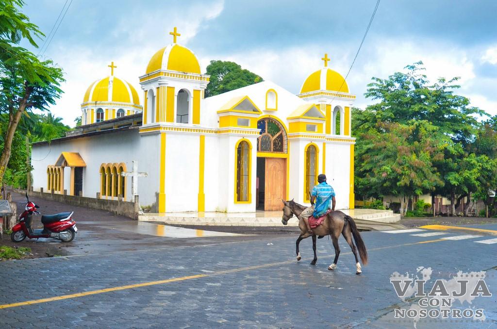 Ruta de viaje a Nicaragua de 15 días