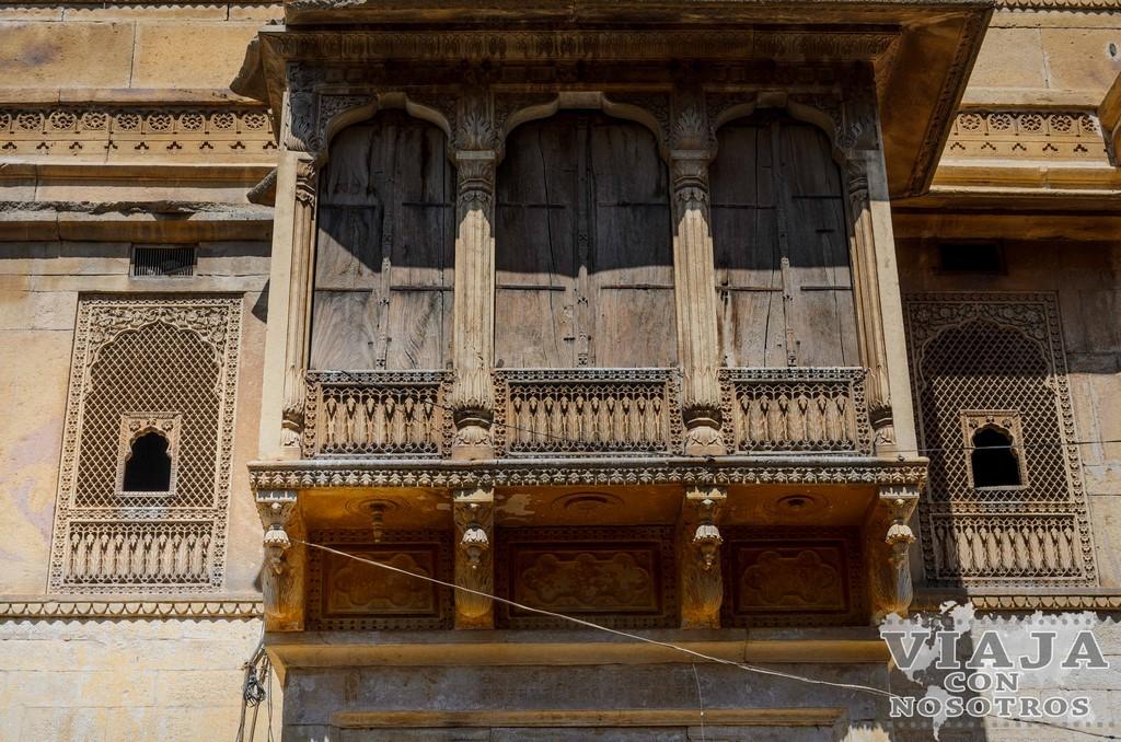 Los mejores lugares que ver en Jaisalmer