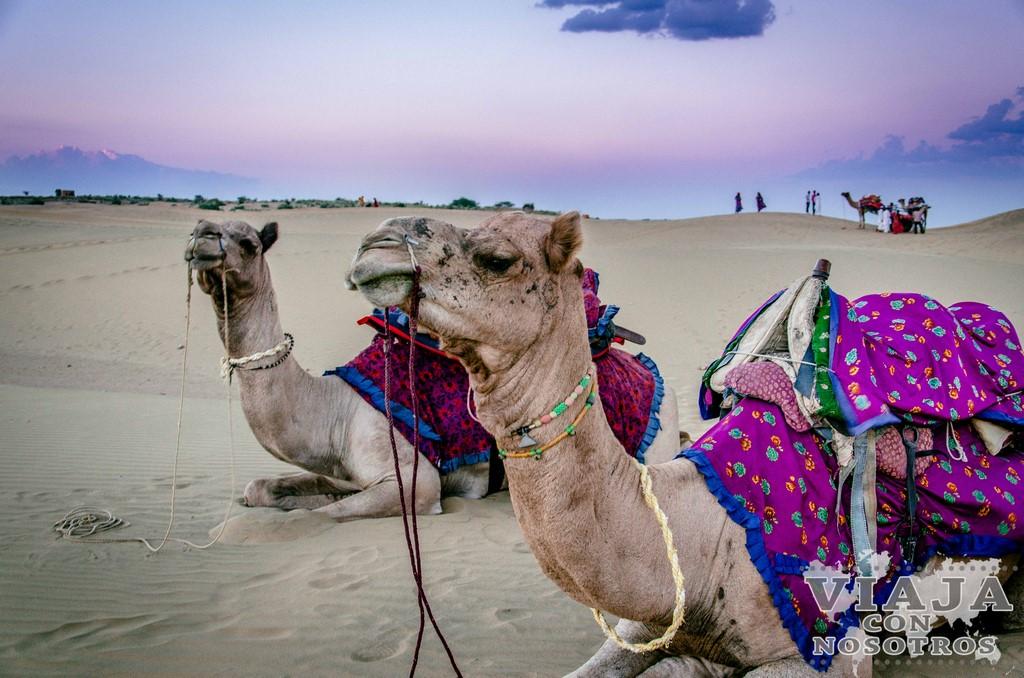 Cuantos días pasar en Jaisalmer