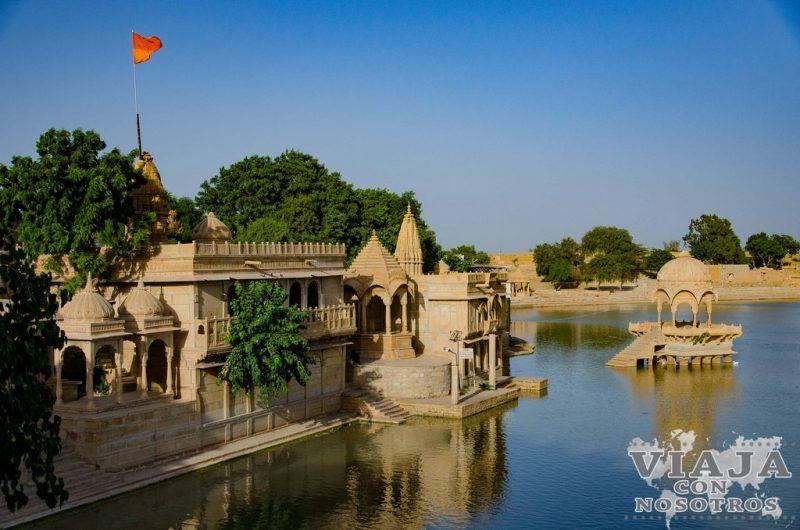Mejores puestas de sol de Jaisalmer