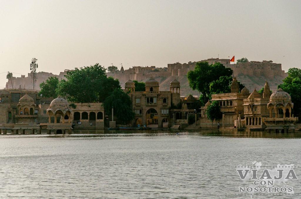 Que ver en Jaisalmer en dos días