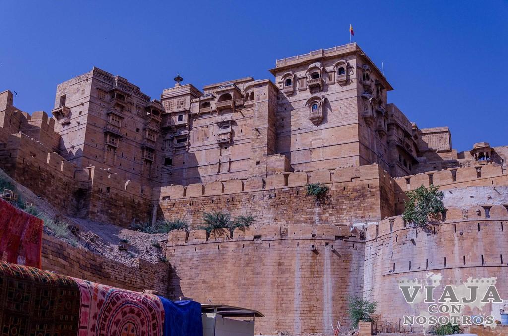 Donde alojarse en Jaisalmer