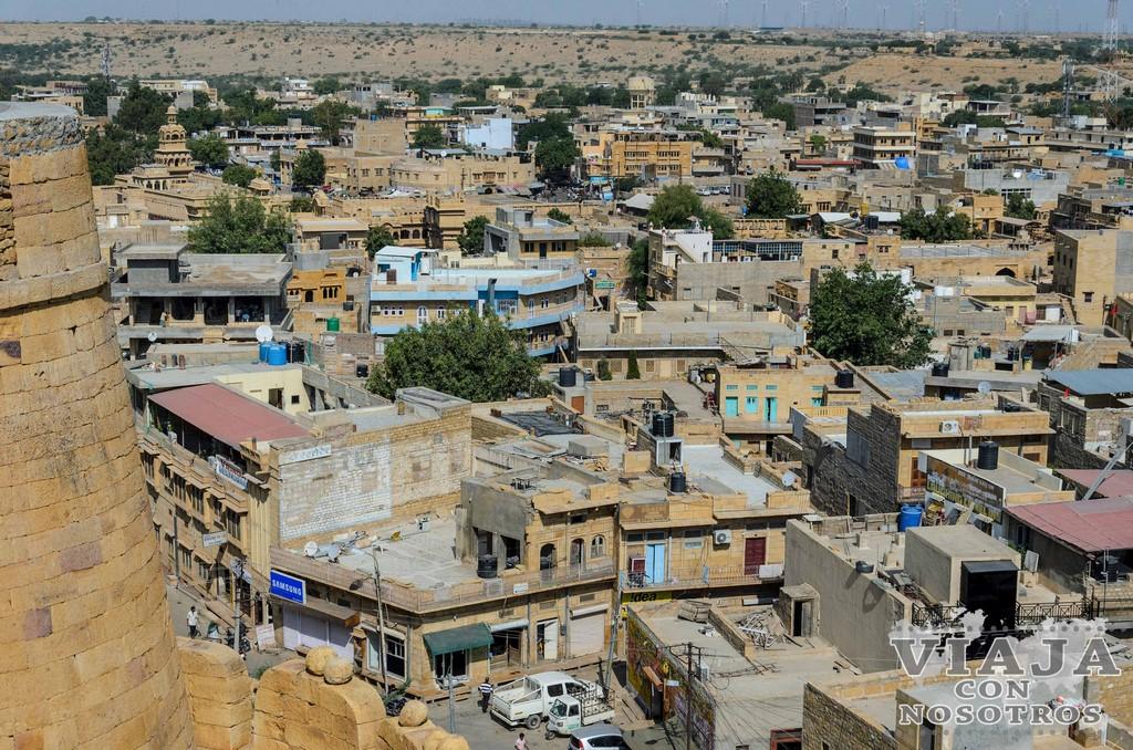 Qué ver en Jaisalmer en un día
