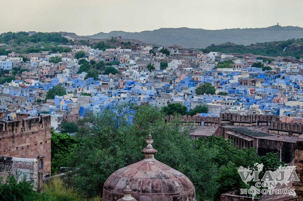 Donde alojarse en Jodhpur