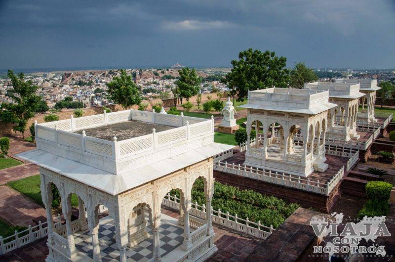 Como moverse por Jodhpur