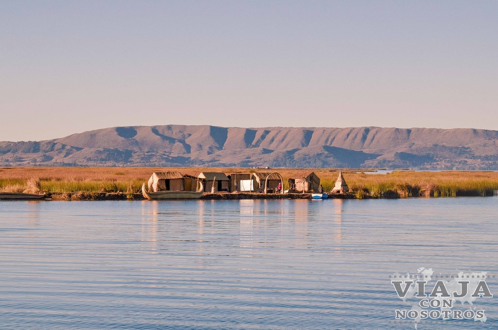 Cómo visitar el lago Titicaca peruano