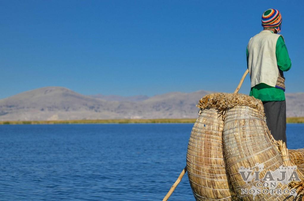 Como visitar el Lago Titicaca