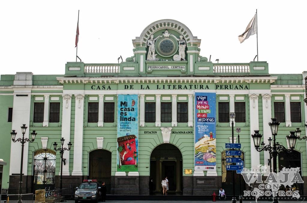 Imprescindibles que ver en el centro histórico de Lima