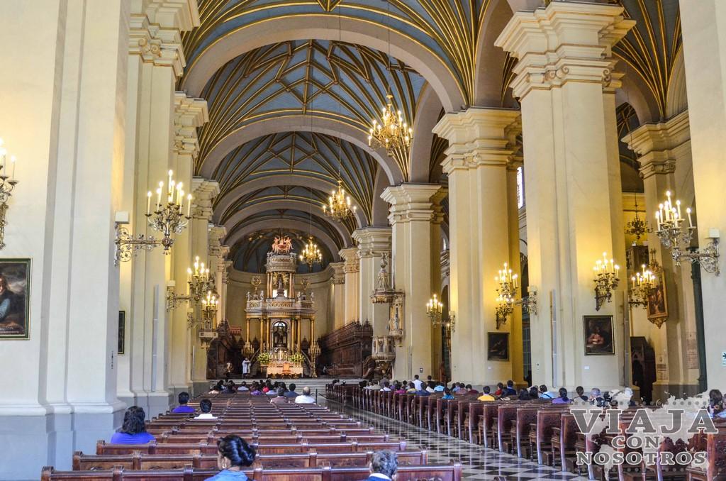 Lugares imprescindibles para ver en Lima