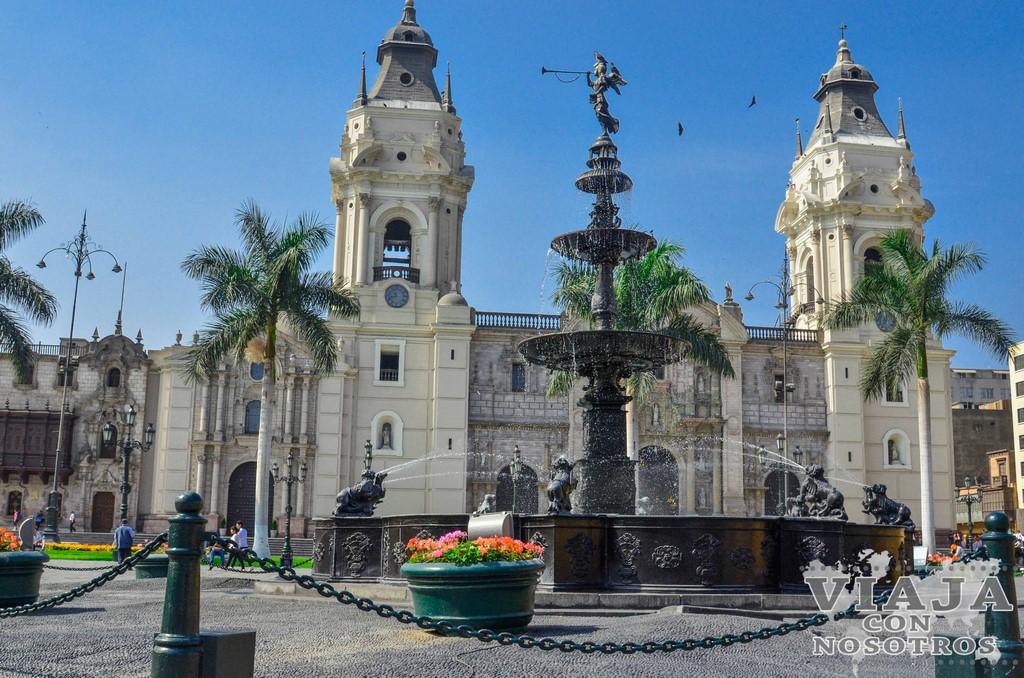 Es seguro viajar a Lima