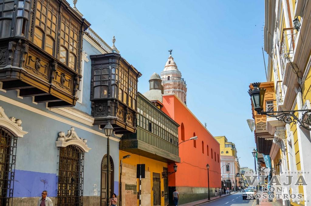 Como ir del aeropuerto de Lima al Centro de la ciudad