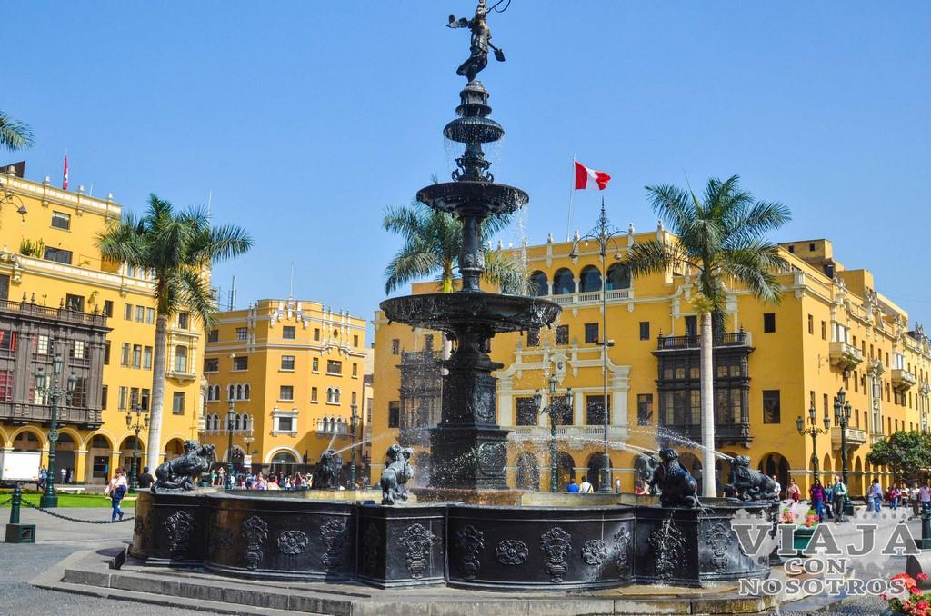 Como moverse por Lima