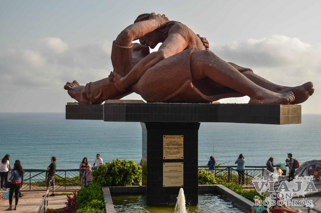 Como llegar al Parque Kennedy de Lima