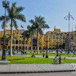 Lima: Casco histórico, Parque Kennedy, Parque del Amor