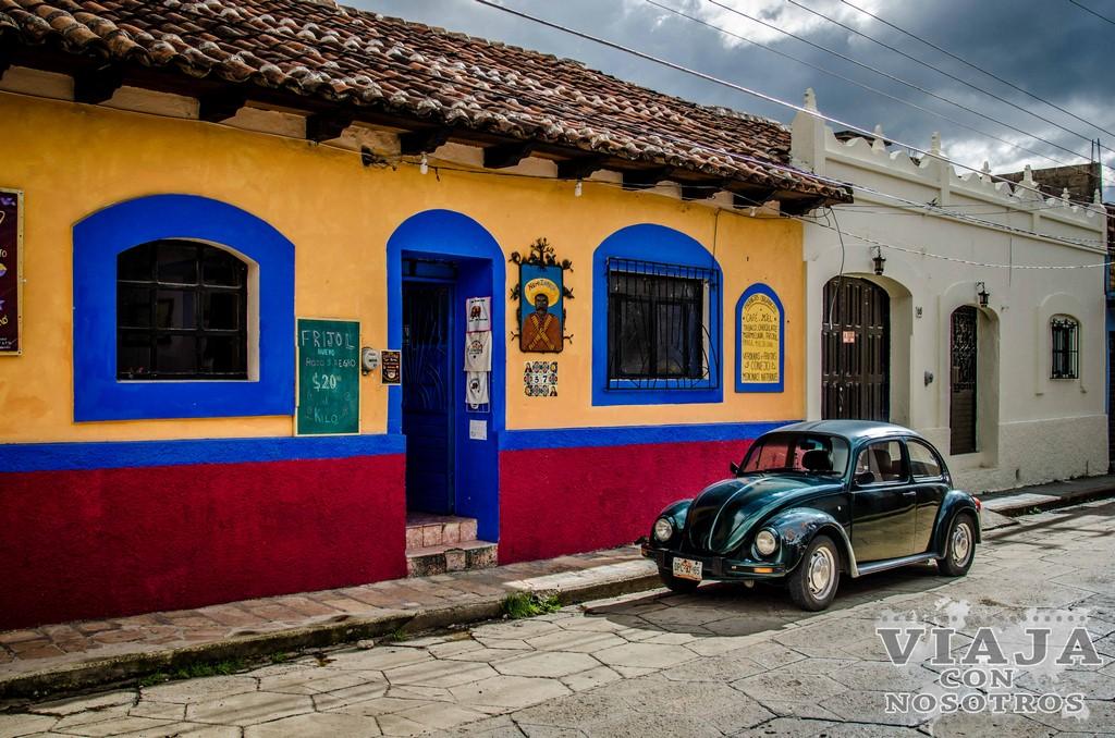 Itinerario para un viaje por Chiapas