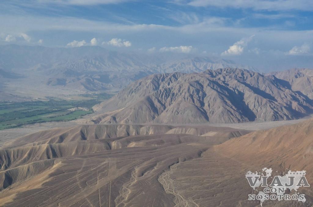 Cómo visitar (sin gastar mucho) las Líneas de Nazca