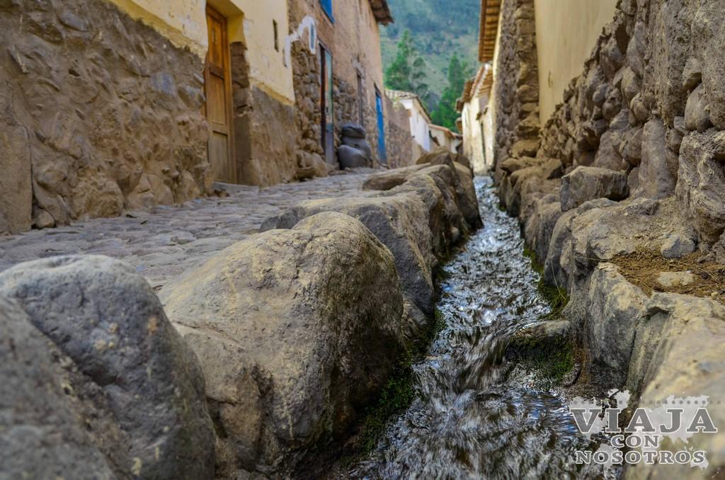 Lugares imprescindibles para ver en Ollantaytambo