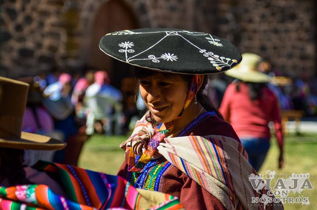 Ruta de Puno a Cuzco