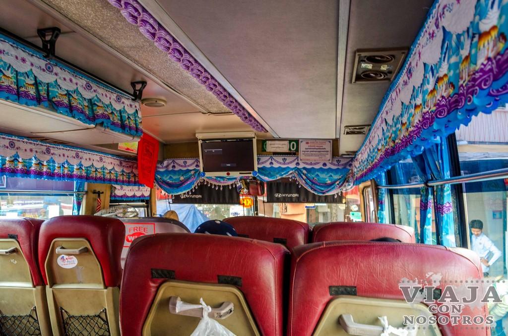 Como llegar a Battambang