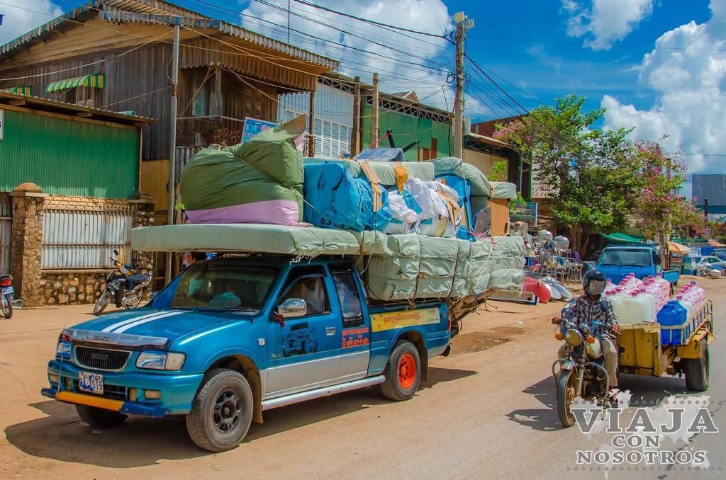 Battambang: atracciones y actividades