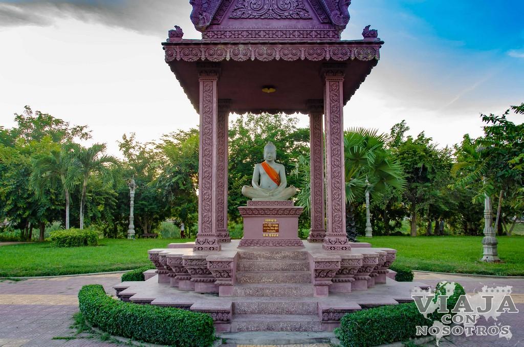 Merece la pena visitar Battambang