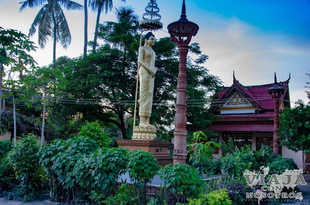 Como moverse por Battambang