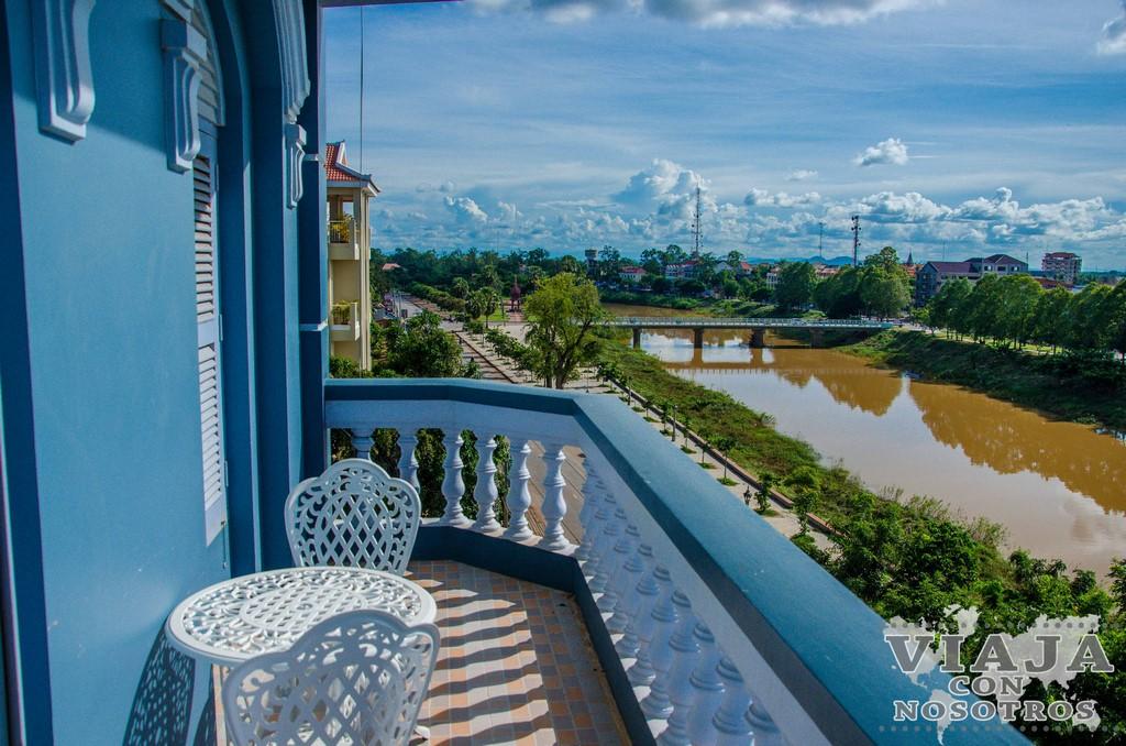 Estación de autobuses de Battambang
