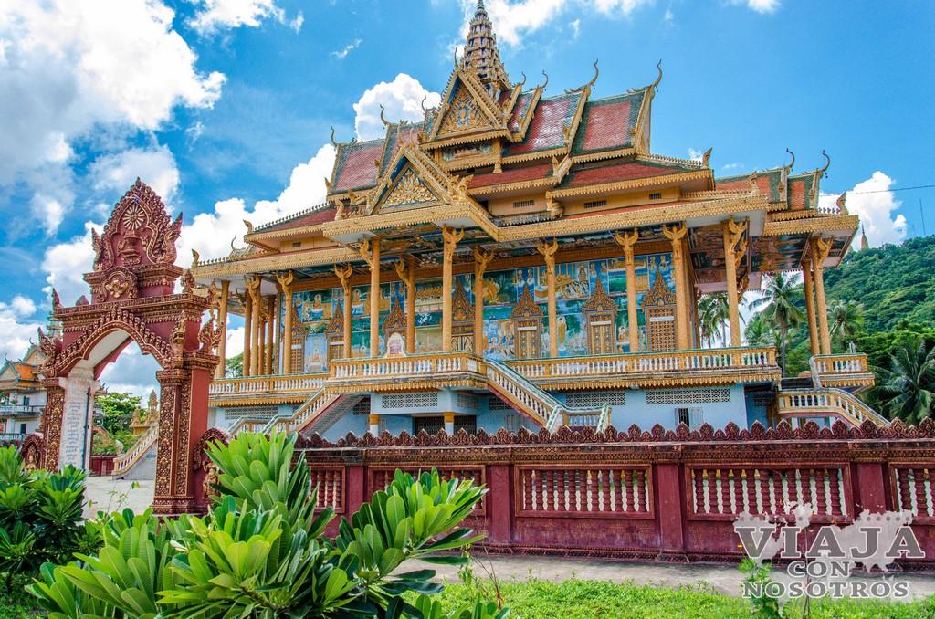 Como llegar a los Templo de Phnom Sampeau y Killing Cave de Battambang